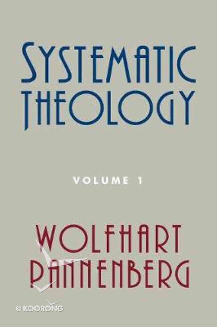 Systematic Theology (Vol 1) Paperback