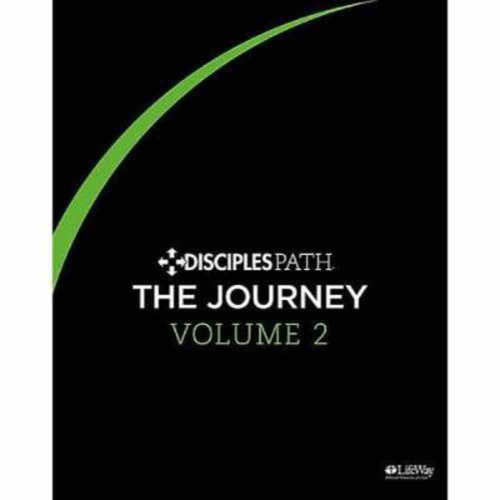 The Journey (Leader Guide) (#02 in Disciples Path Series) Paperback