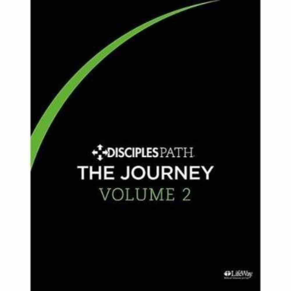The Journey (Personal Study Guide) (#02 in Disciples Path Series) Paperback