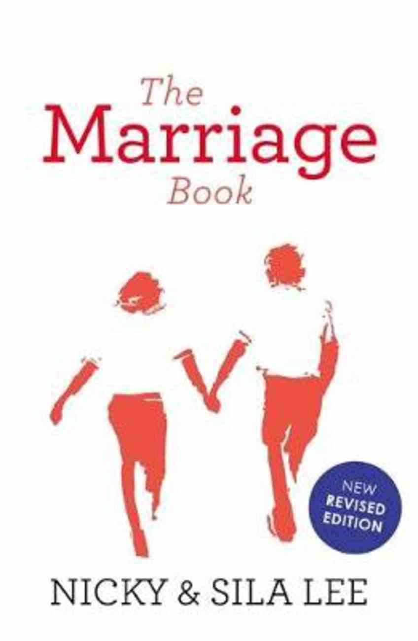 The Marriage Book (The Alpha Marriage Course) PB (Smaller)