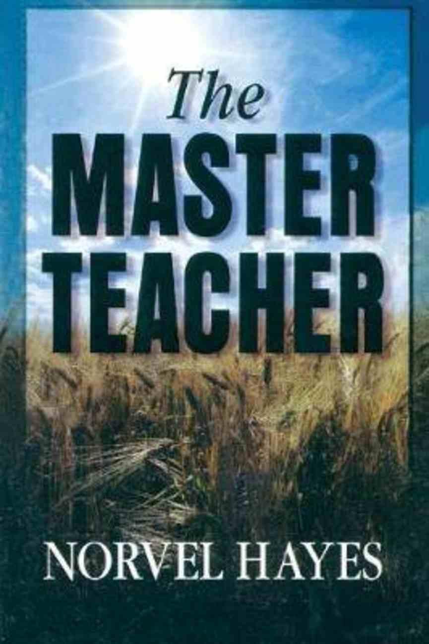 The Master Teacher Booklet