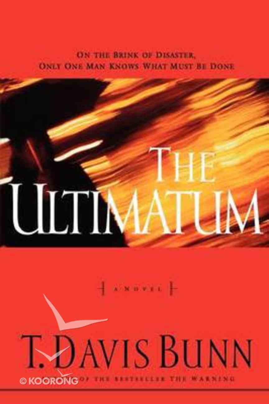 The Ultimatum Paperback