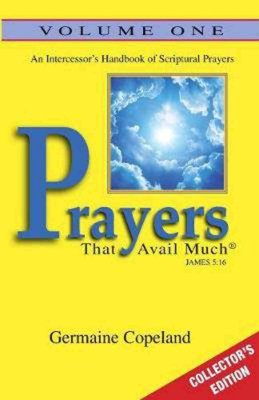 Prayers That Avail Much (Collector's Edition) (Volume 1) Paperback