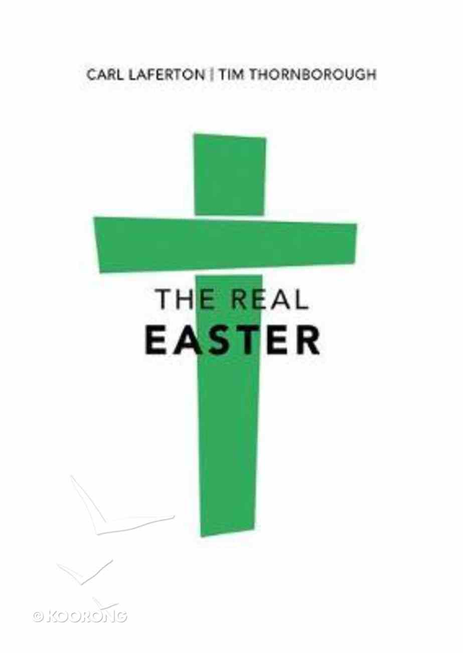 The Real Easter (New Cover) Booklet