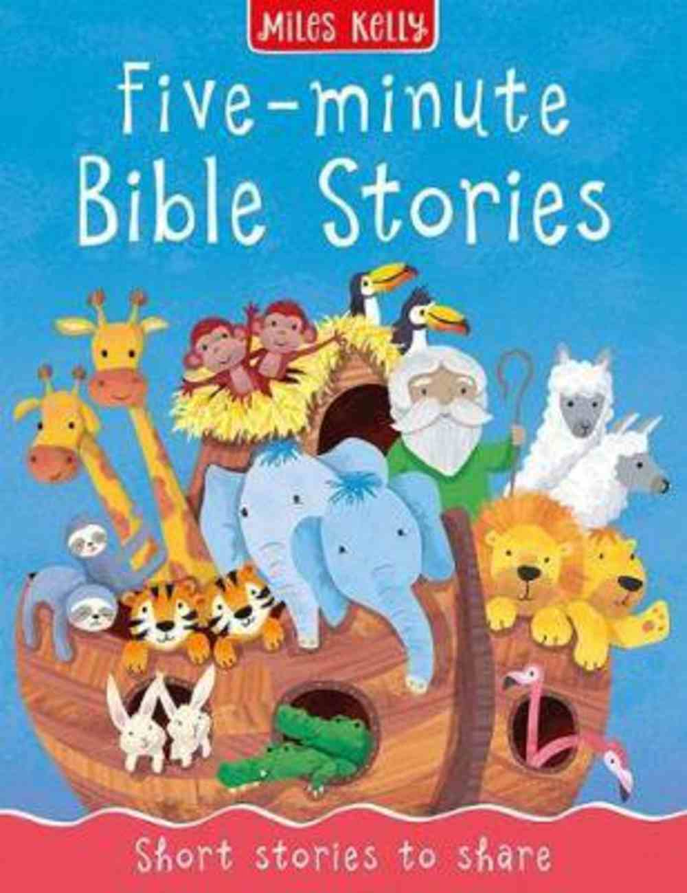 Five Minute Bible Stories Paperback