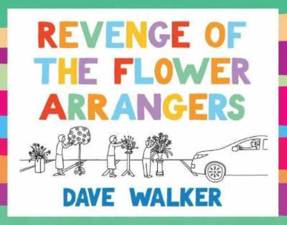 Revenge of the Flower Arrangers: More Dave Walker Guide to the Church Cartoons Paperback