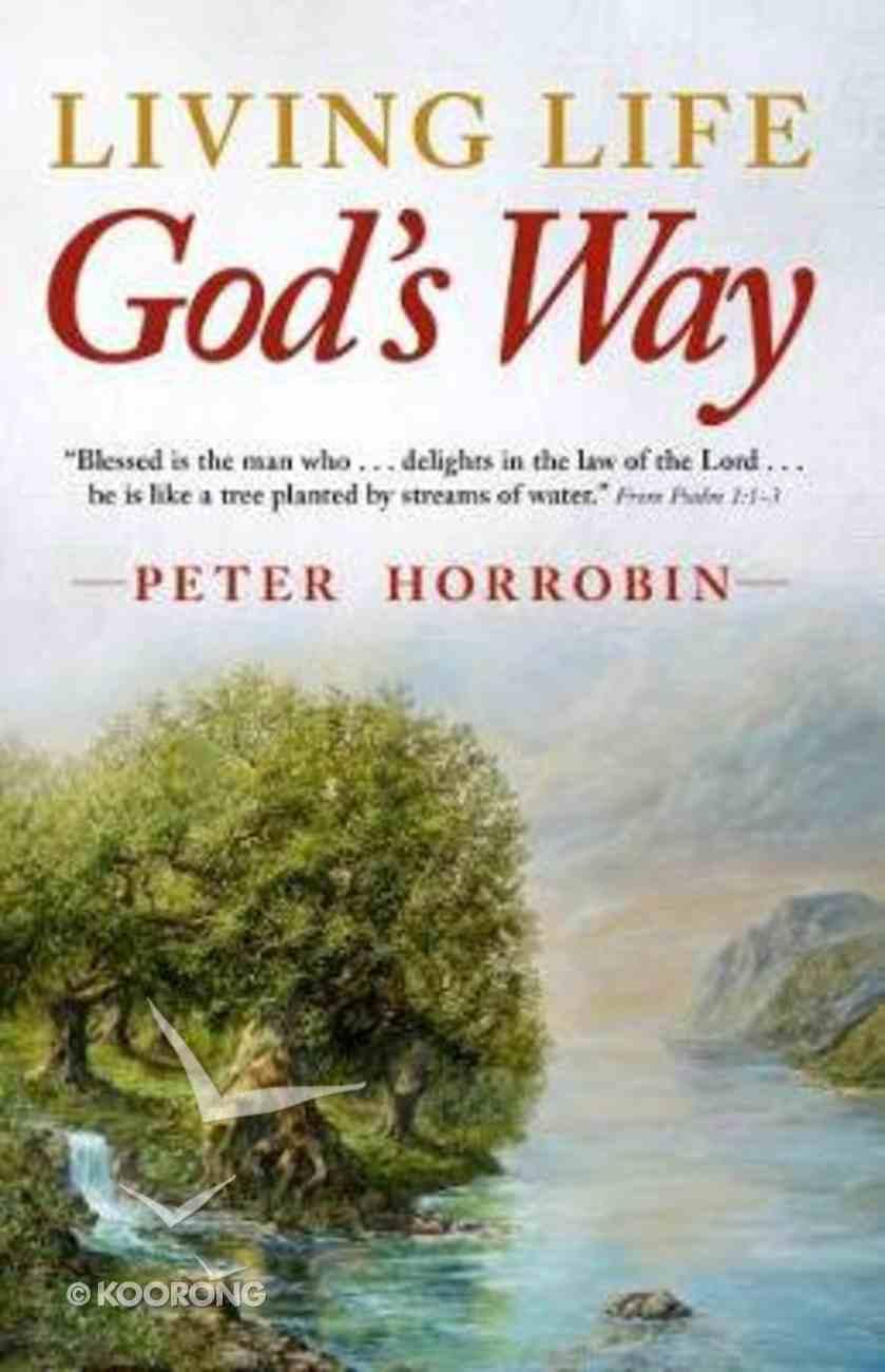 Living Life - God's Way Paperback