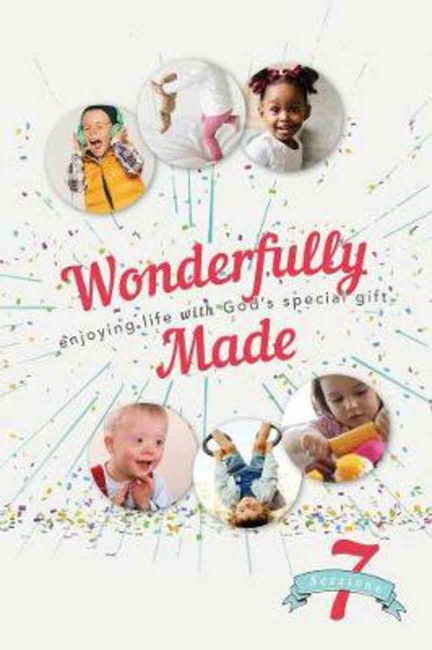 Wonderfully Made (Handbook) Paperback