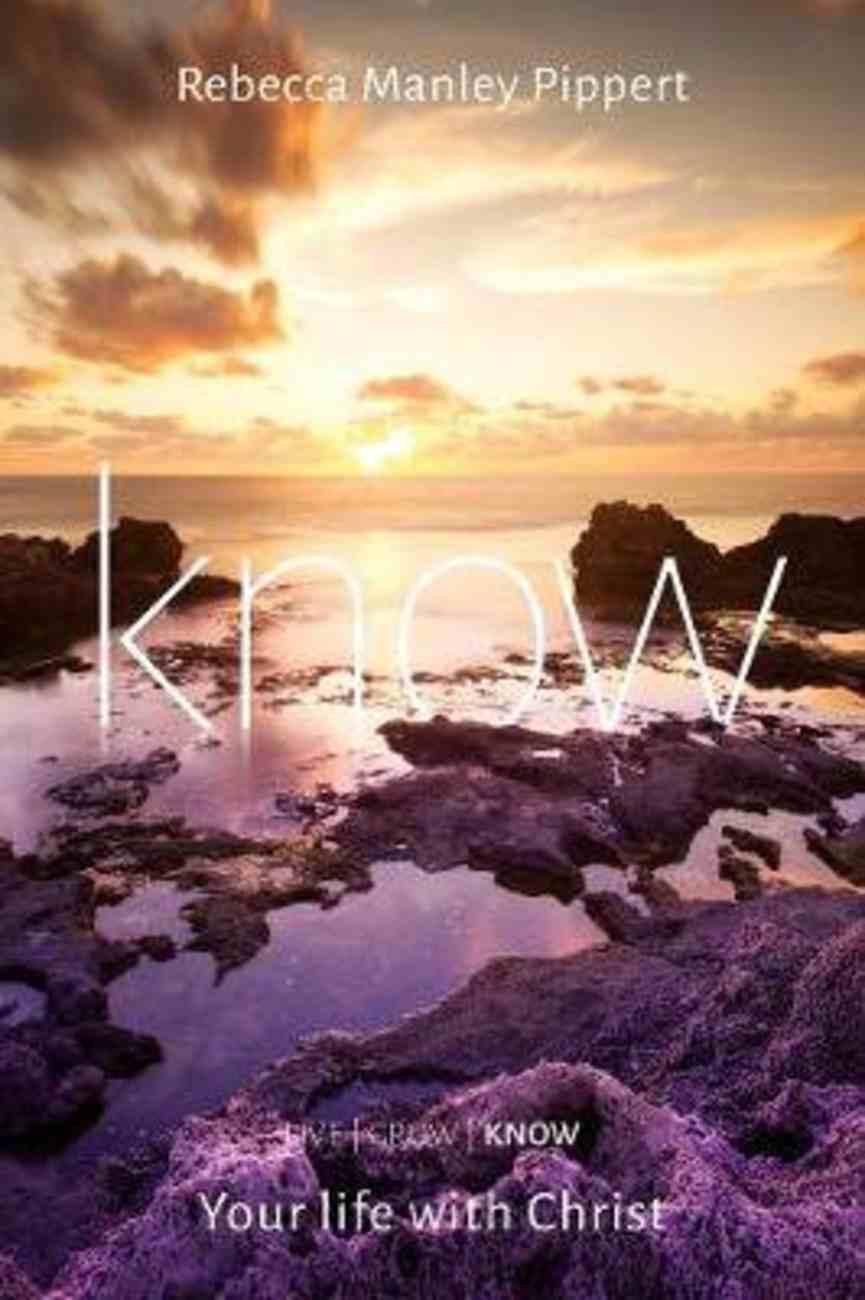 Know (Handbook) (#03 in Livegrowknow Series) Paperback