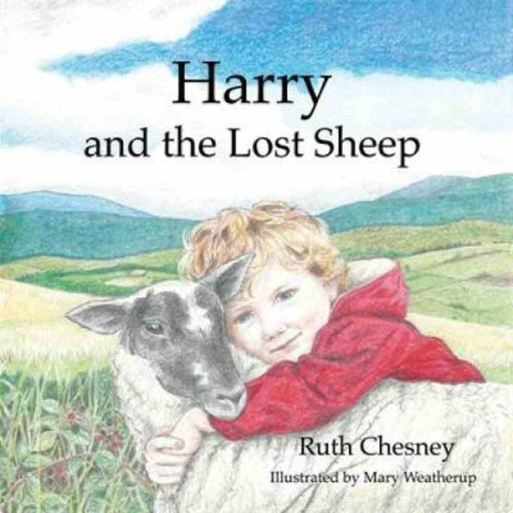 Harry and the Lost Sheep Hardback