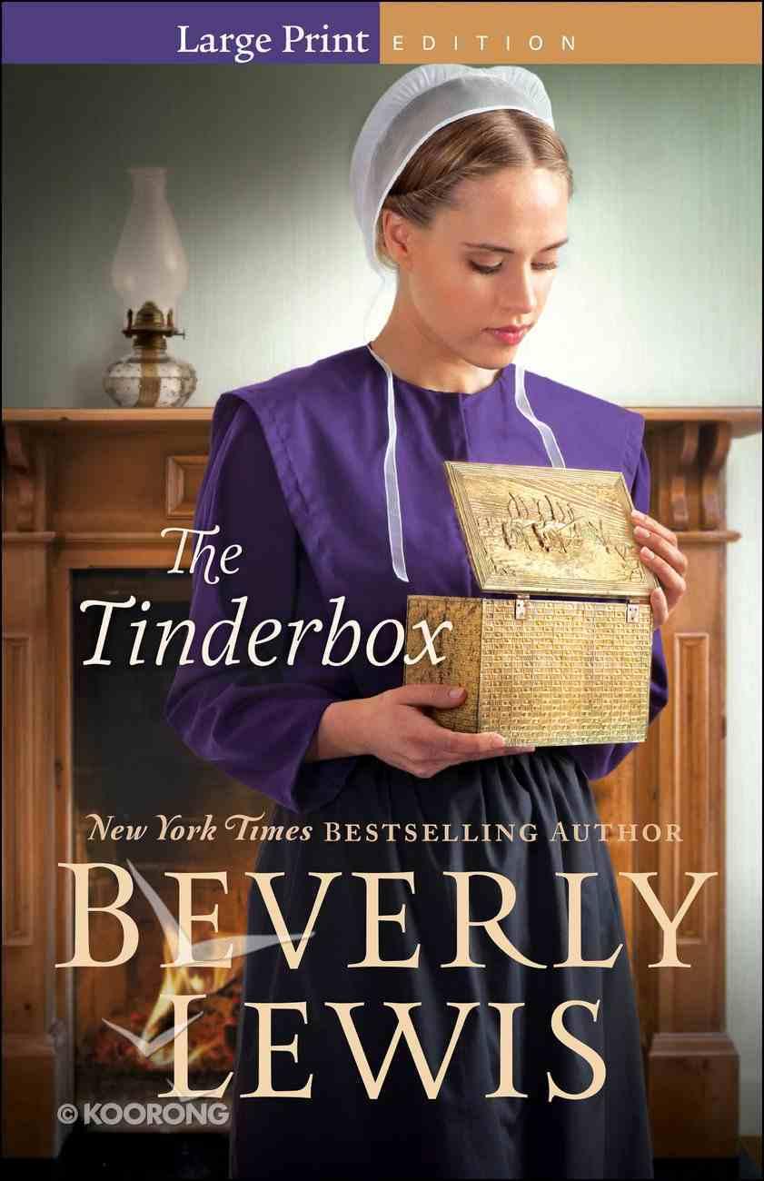 The Tinderbox (Large Print) Paperback