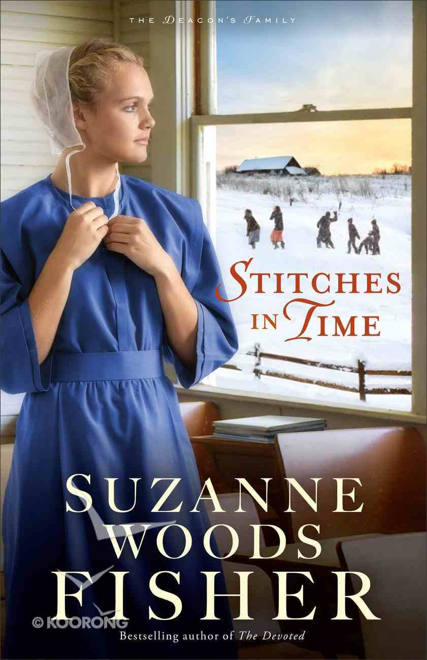 Stitches in Time (#02 in The Deacon's Family Series) Paperback