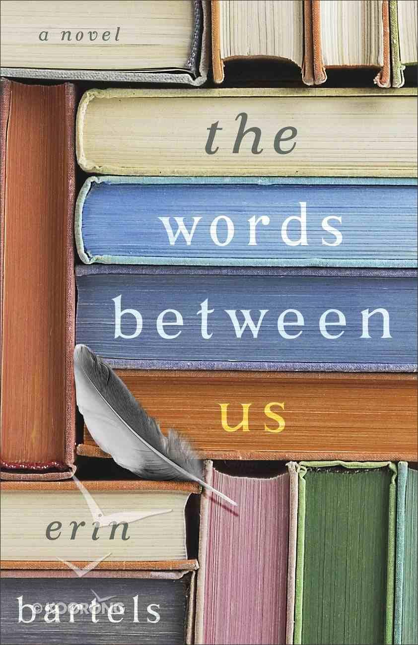 The Words Between Us Paperback