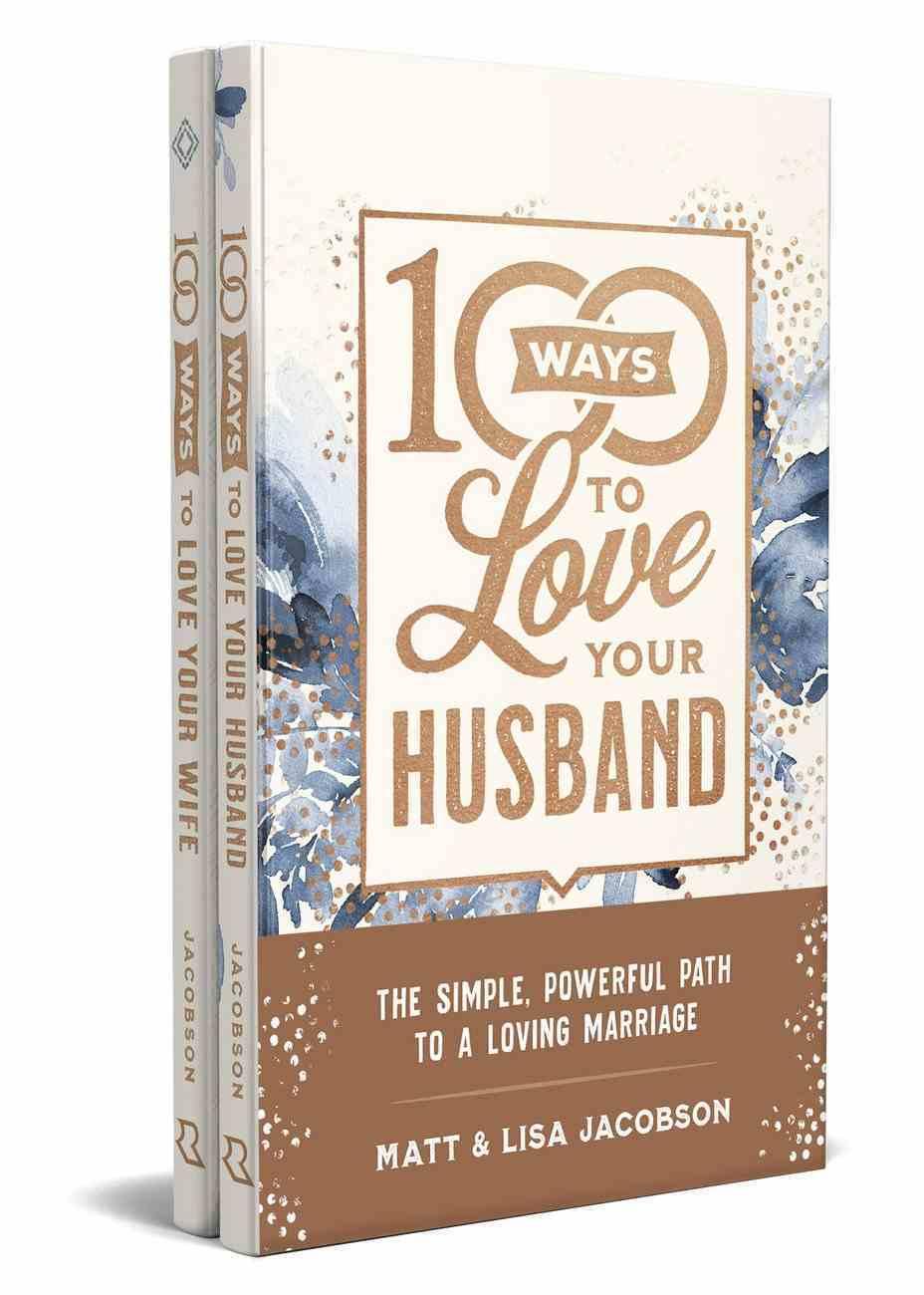 100 Ways to Love Your Husband/Wife (Deluxe Edition Bundle) Hardback