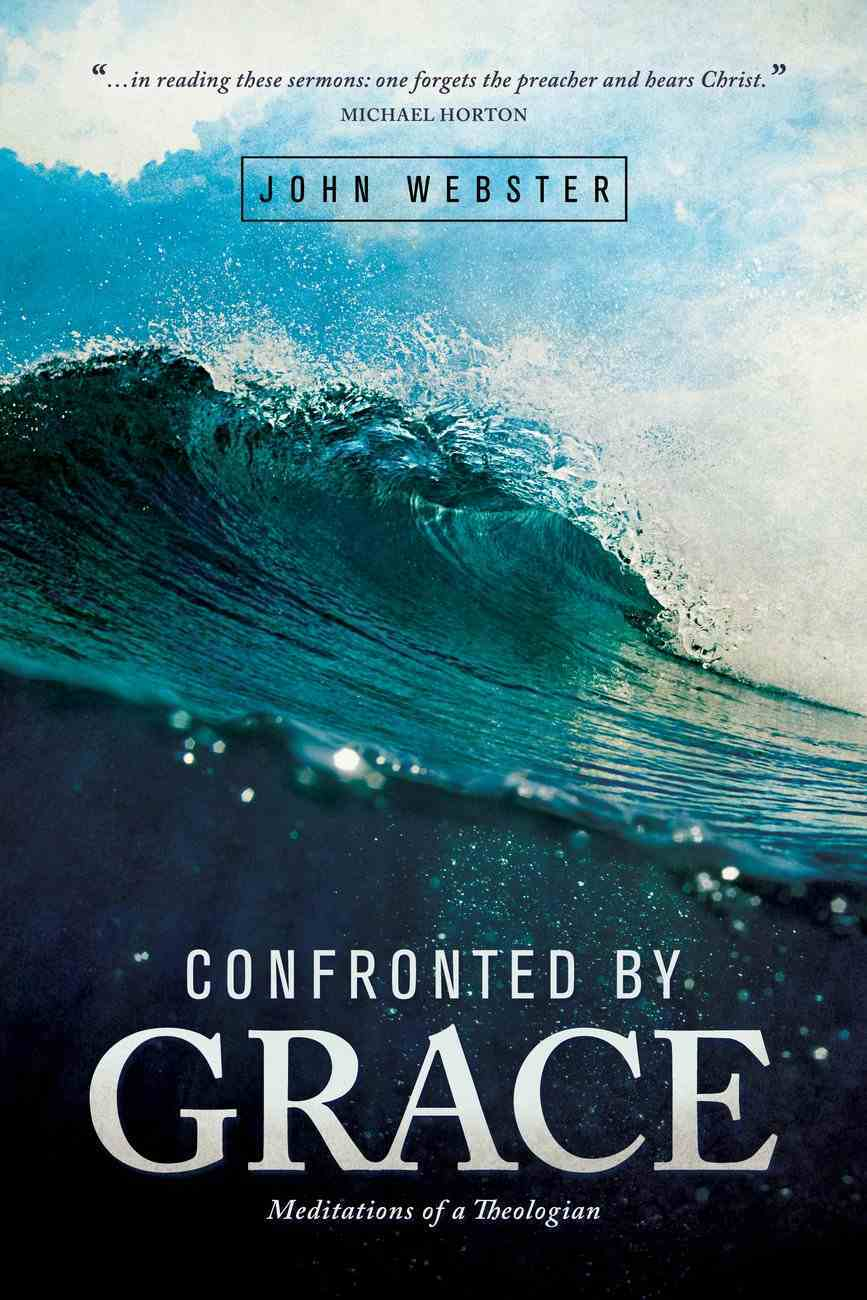 Confronted By Grace Paperback