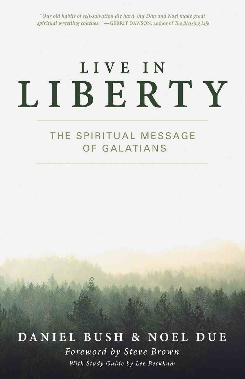 Live in Liberty Paperback