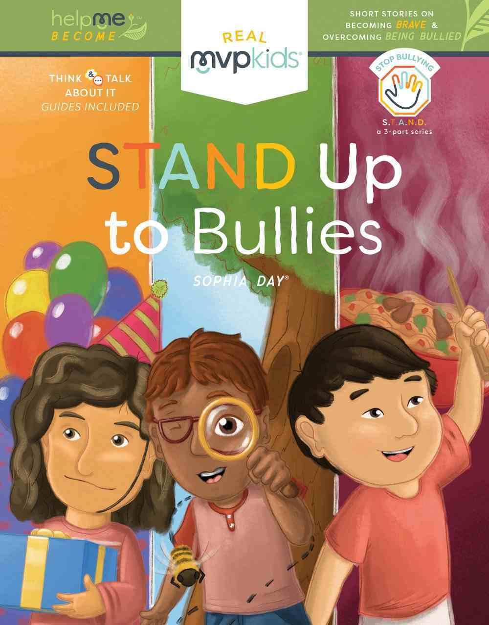 Stand Up to Bullies Hardback
