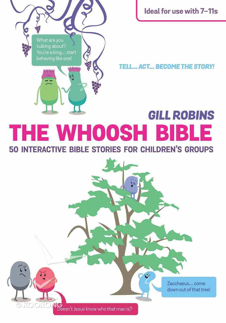 The Whoosh Bible Paperback
