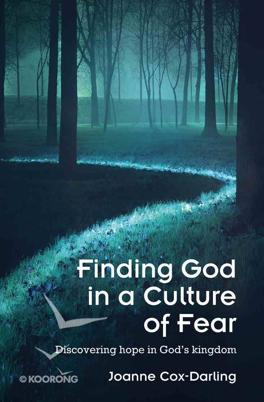 Finding God in a Culture of Fear: Discovering Hope in God's Kingdom PB (Smaller)