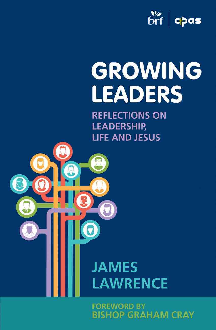 Growing Leaders: Reflections on Leadership, Life and Jesus PB (Smaller)