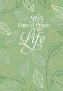 365 Days Of Prayer For Life image