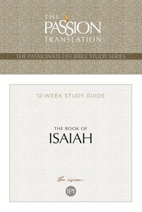 Product: Tplbs: Isaiah Study Guide Image