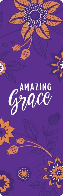 Product: Bookmark Amazing Grace Image