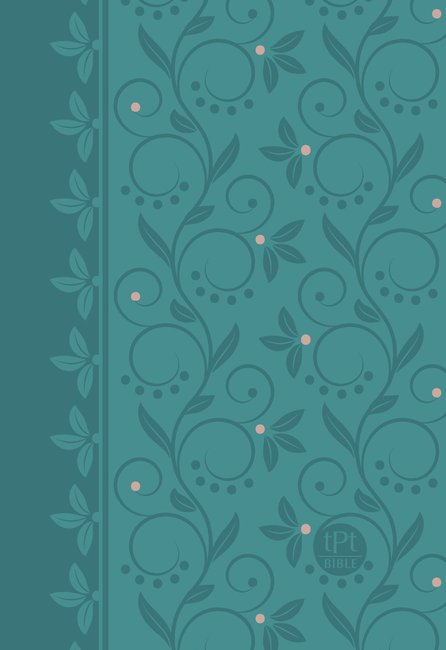 Product: Tpt: New Testament (Compact) Teal With Psalms, Proverbs, And Song Of Songs Image