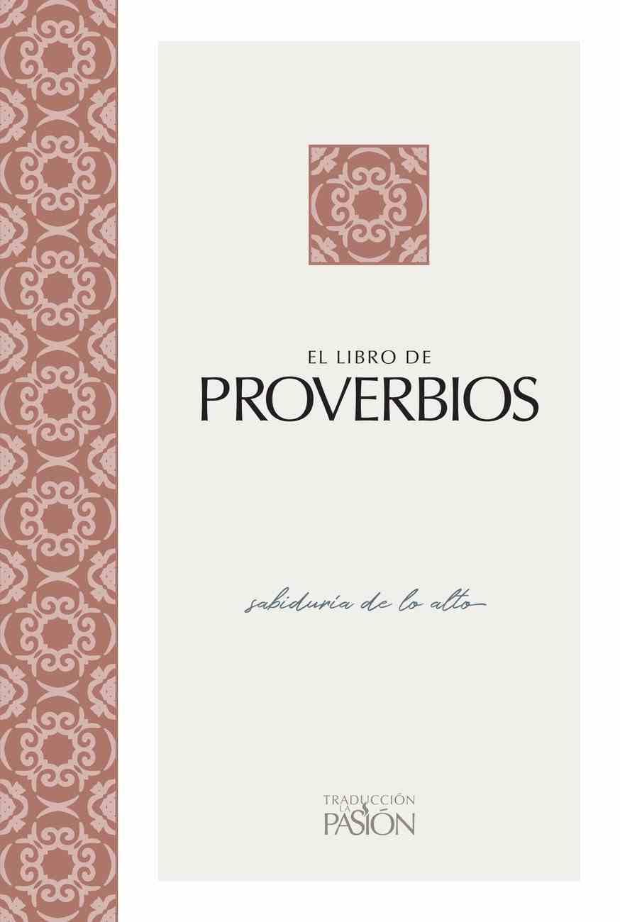 TPT Proverbios - Sabiduria De Lo Alto Paperback