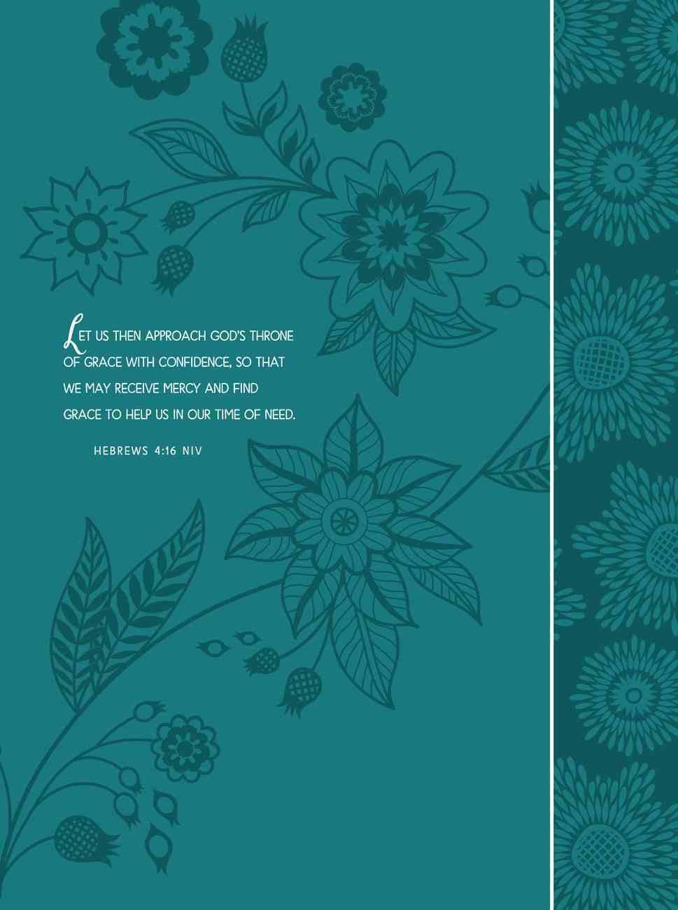 Amazing Grace Devotional Journal (Ziparound) Imitation Leather