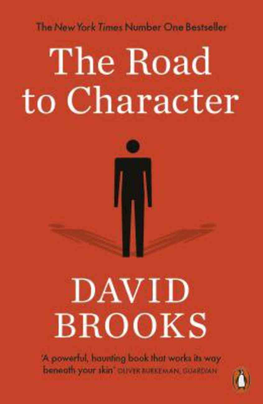 The Road to Character Paperback