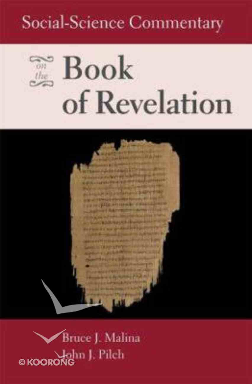 Social-Science Commentary on the Book of Revelation Paperback