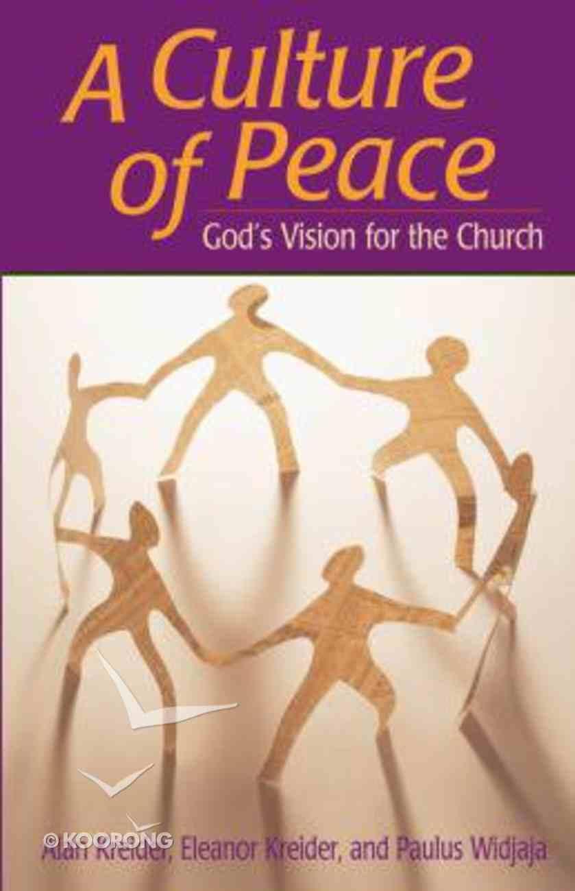 Culture of Peace eBook