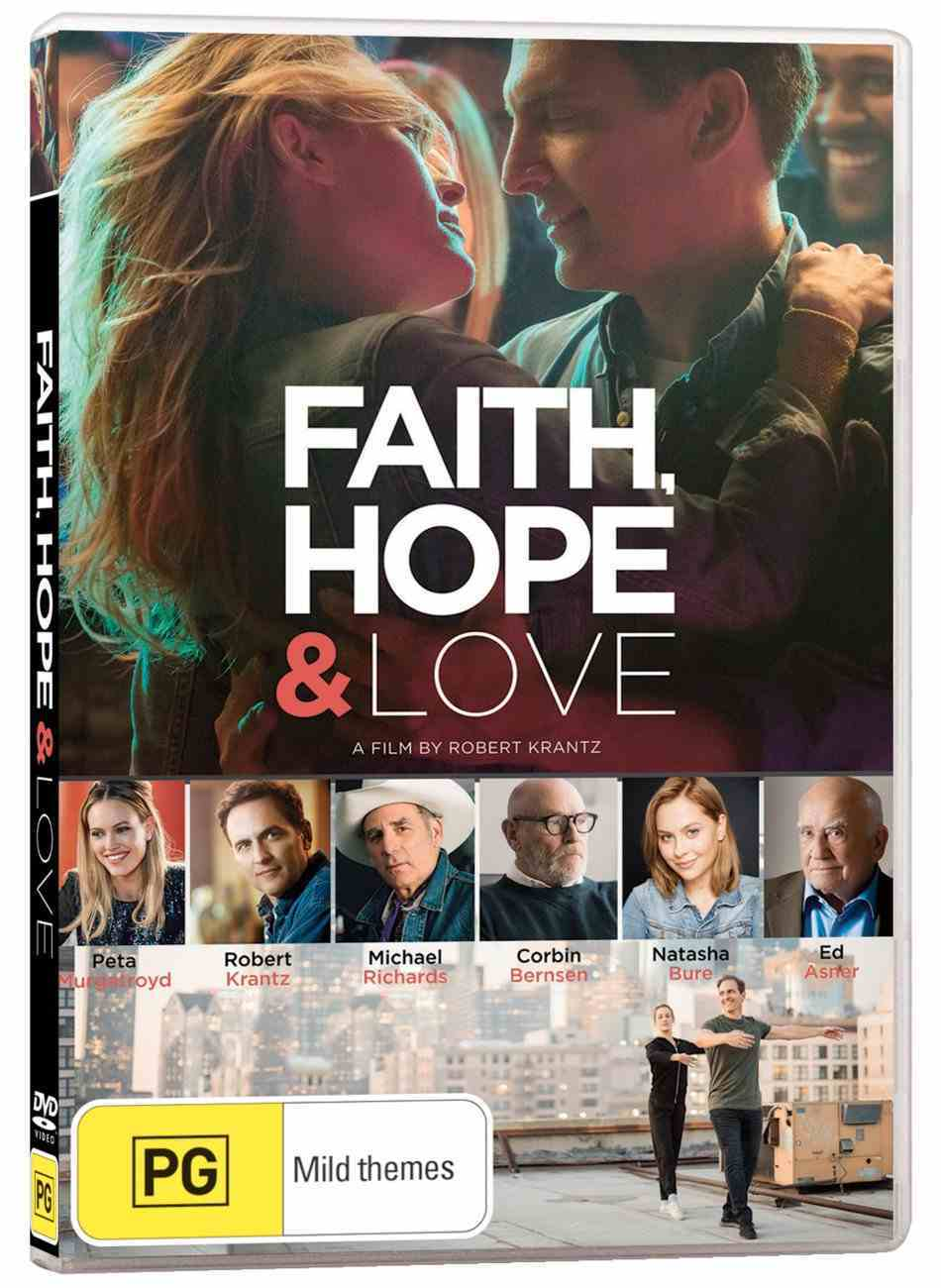 Faith, Hope and Love DVD