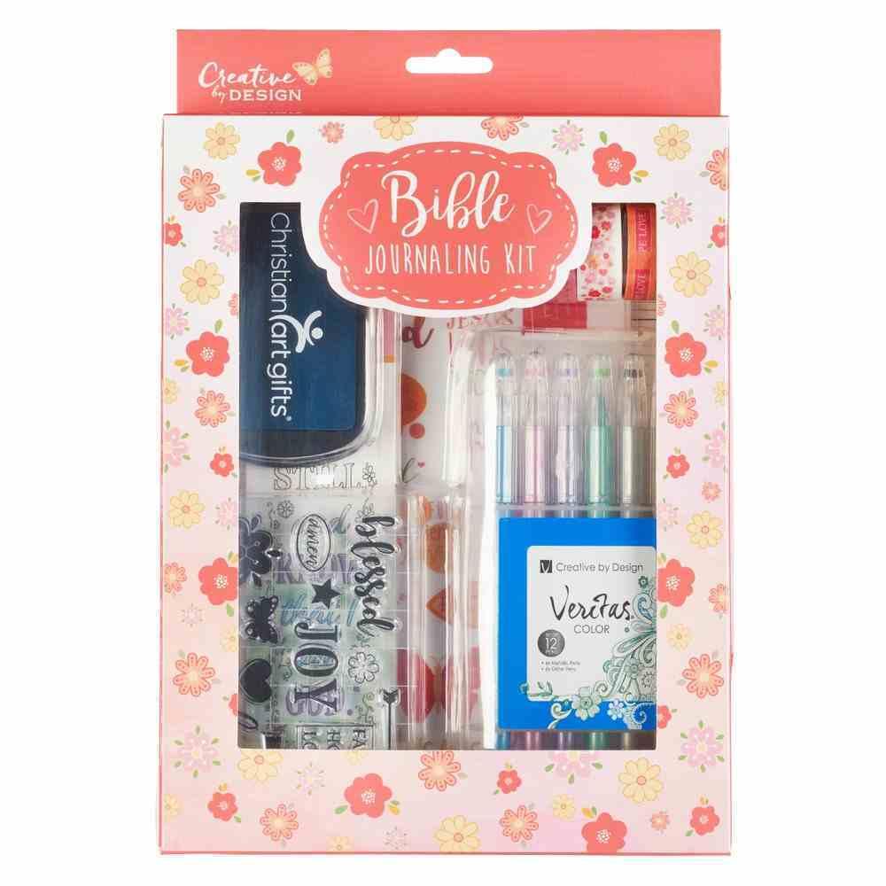 Bible Journaling Kit: Personalise Your Bible, Pink Pack