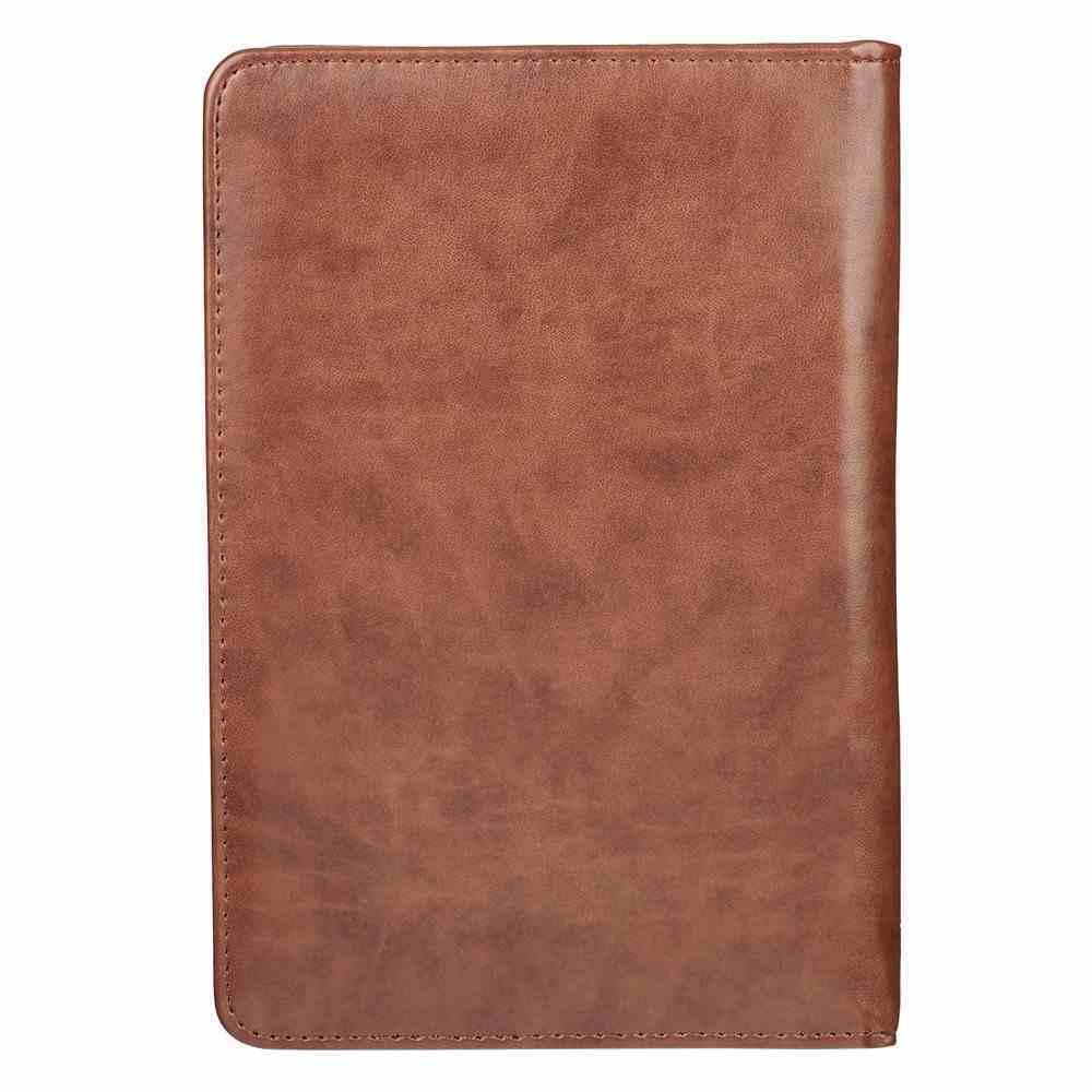 Bible Study Kits: John 3:16, Brown Luxleather Folder Pack