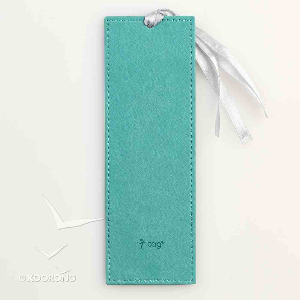 Bookmark: Serenity Prayer Luxleather Imitation Leather