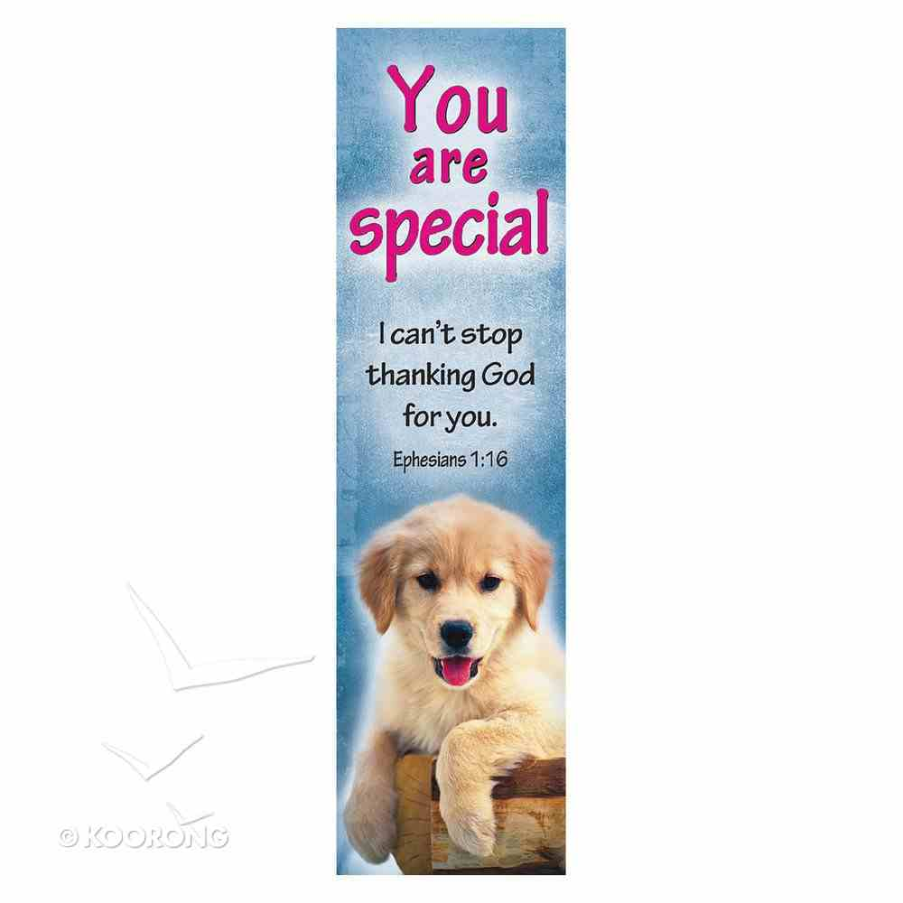 Bookmark: You Are Special (Pack Of 10) Stationery