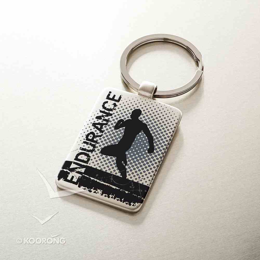 Metal Keyring: Endurance Jewellery