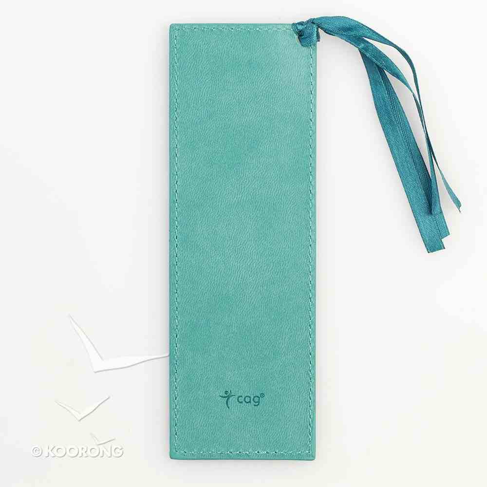 Bookmark: Faith Luxleather Imitation Leather