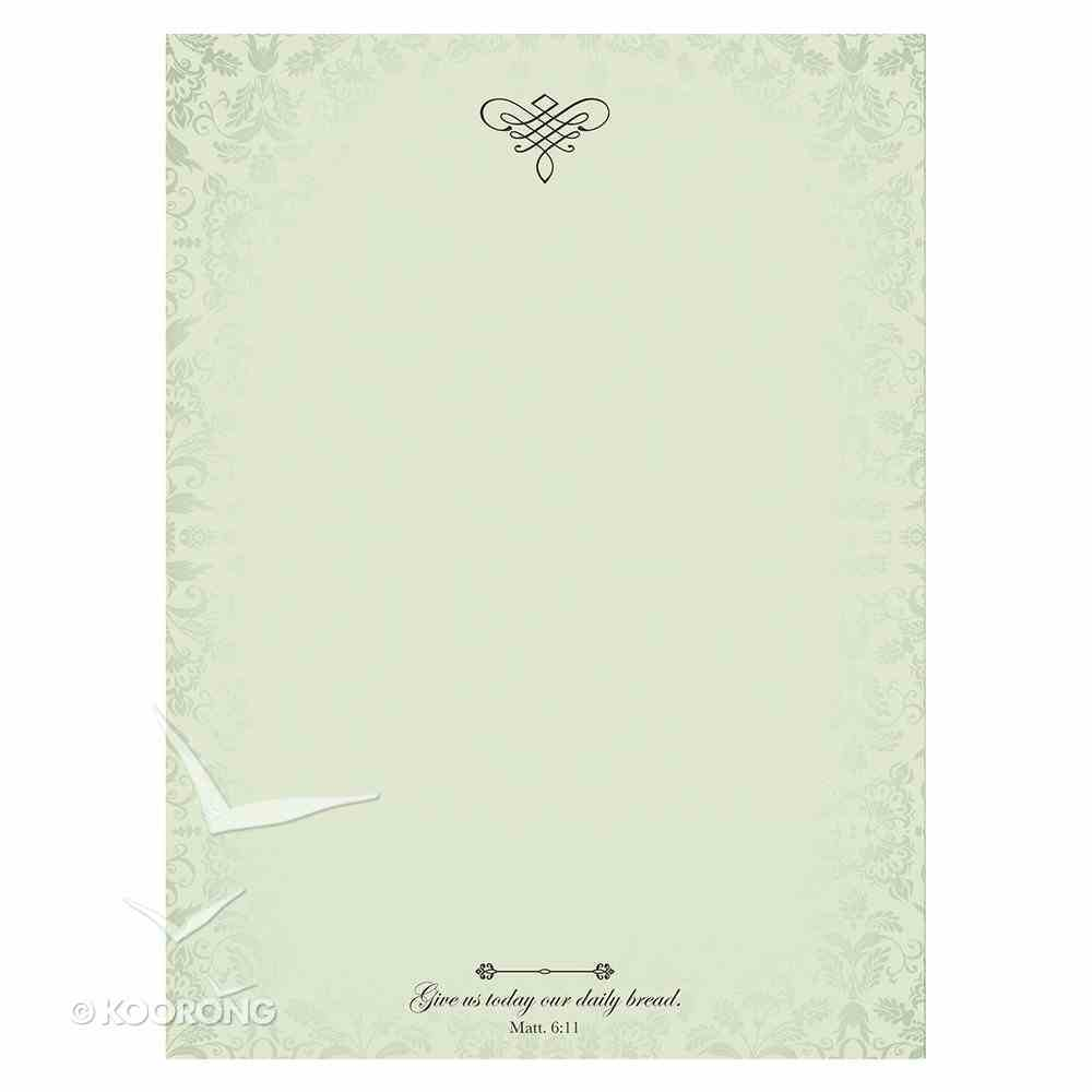 Writing Paper: The Lord's Prayer Stationery