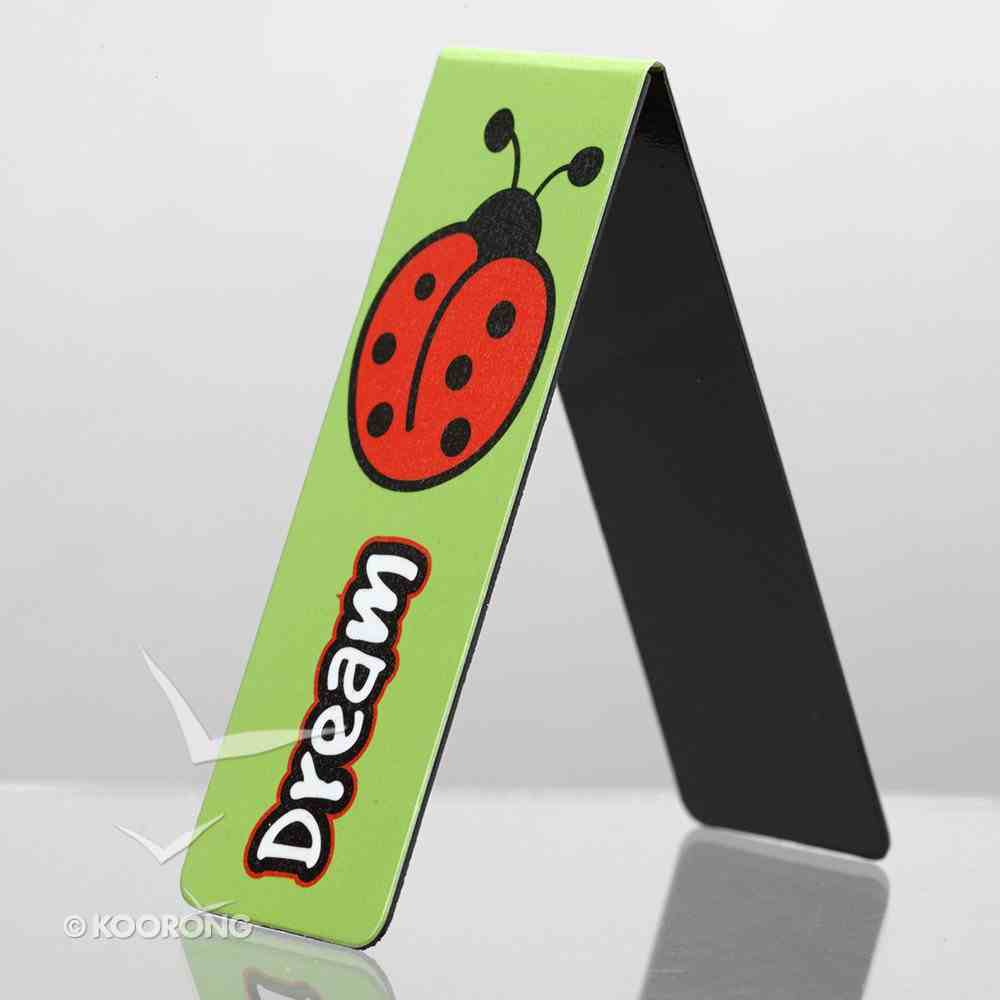 Bookmark Magnetic: Laedee Bugg #02 (Set Of 6) Stationery