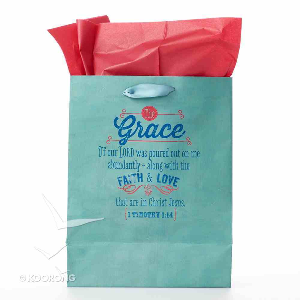 Gift Bag Medium: Grace (Incl Tissue) Stationery