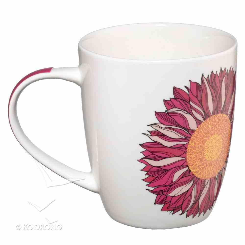 Ceramic Mug: I Know the Plans Jer 29:11 (355ml) Homeware