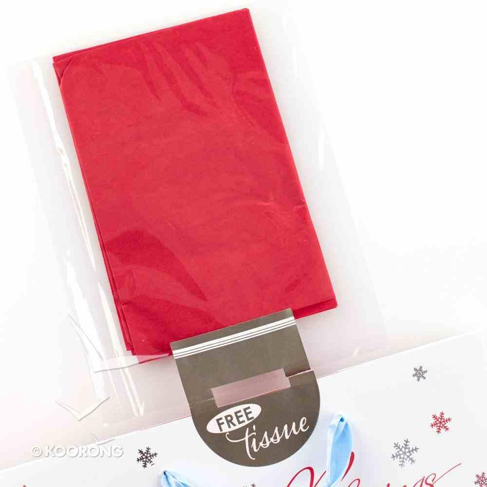 Gift Bag Medium: Christmas Blessings Stationery