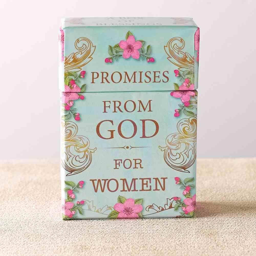 Box of Blessings: Promises From God For Women Box