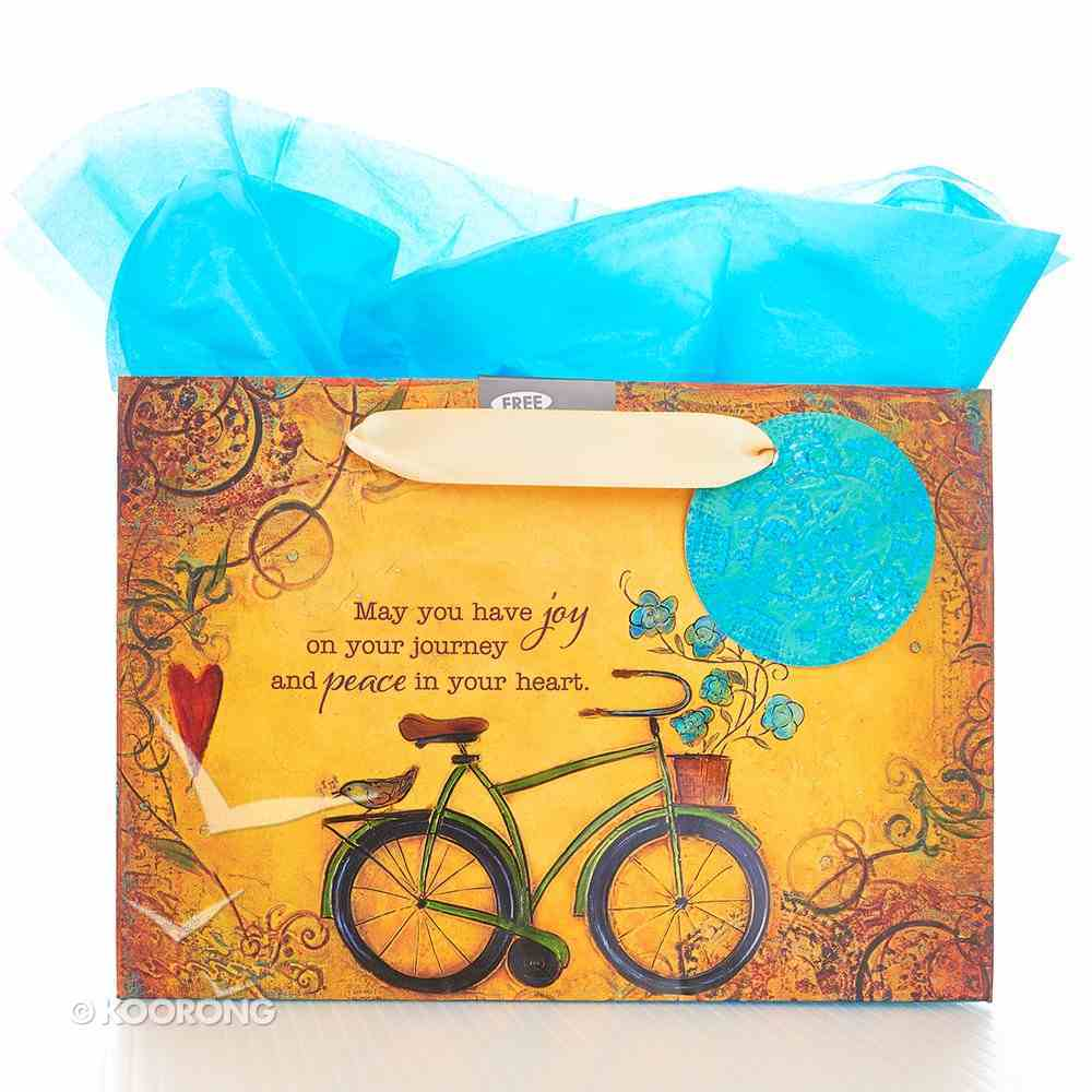 Gift Bag Small Landscape: May You Have Joy Stationery