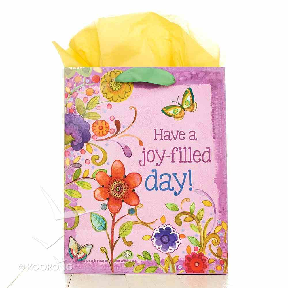 Gift Bag Medium: Be Blessed Today and Always Stationery