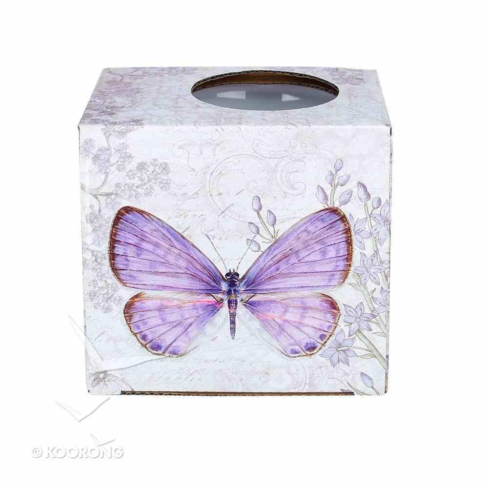 Ceramic Mug: Blessed Butterfly Purple (355ml) Homeware