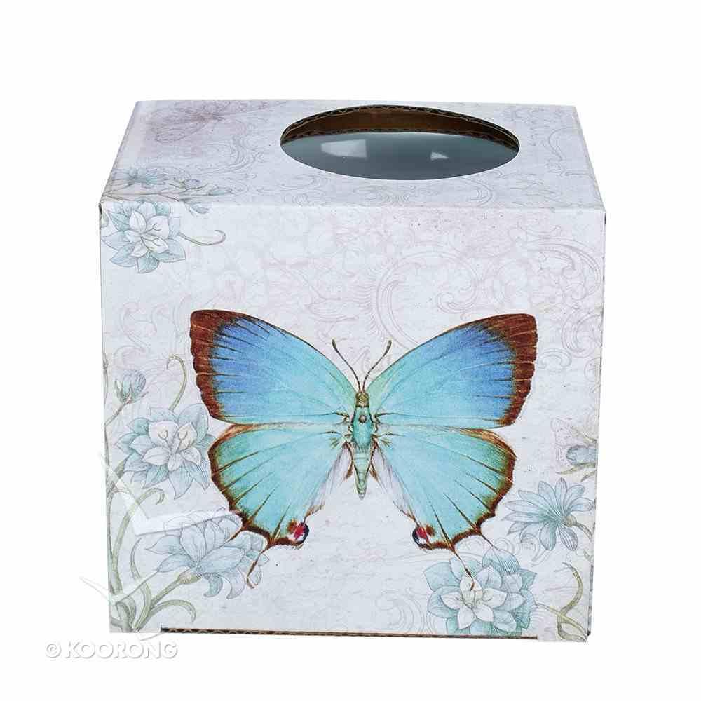 Ceramic Mug: Grace Butterfly Blue (355ml) Homeware